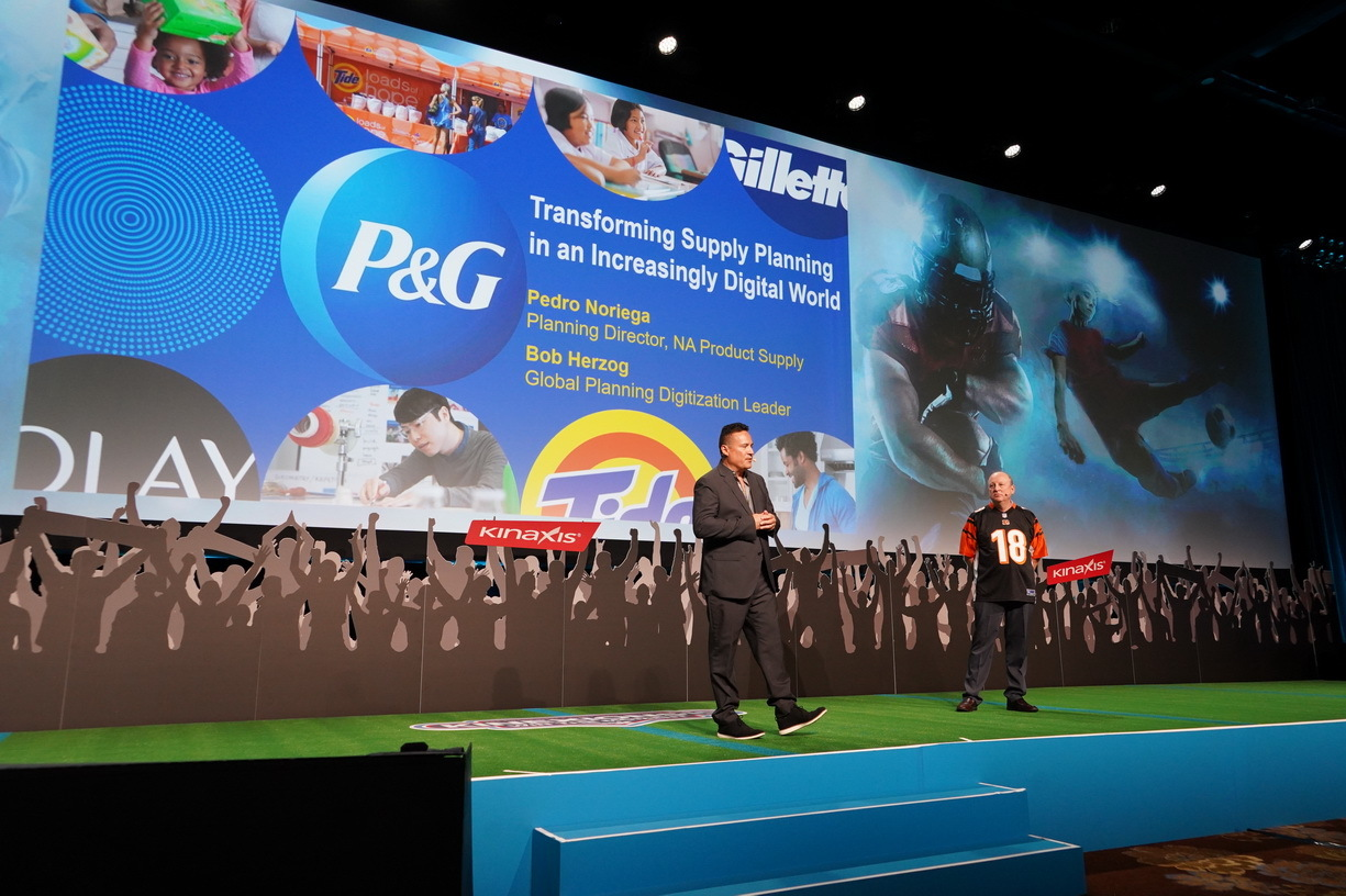 P&G Digital Transformation