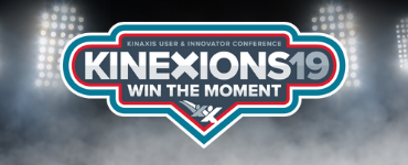 'Win the Moment' at Kinexions '19 - Kinaxis
