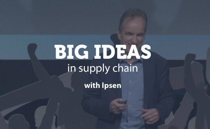 Big Ideas in Supply Chain with Ipsen