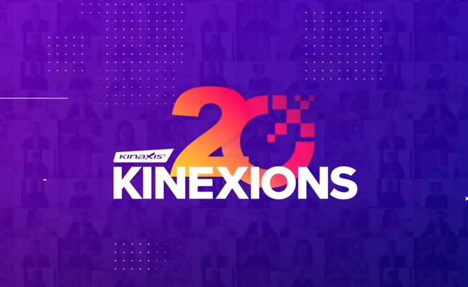 Recap of Kinexions '20 day 2