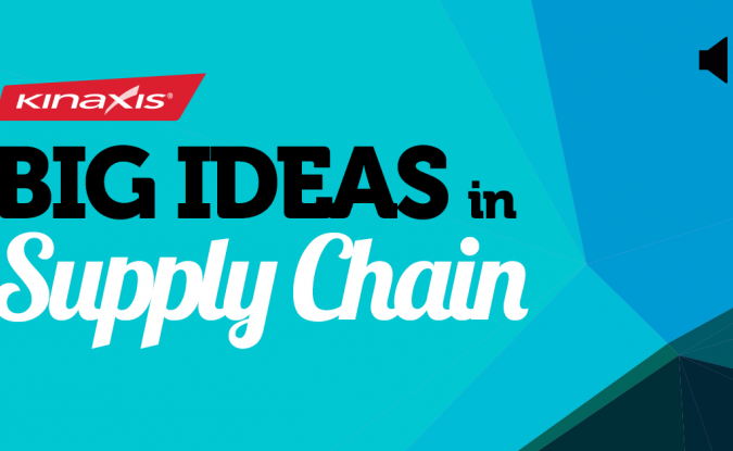 Banner for Big Ideas in Supply Chain podcast
