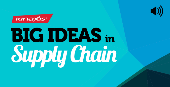 Listen to the latest episode of Big Ideas in Supply Chain