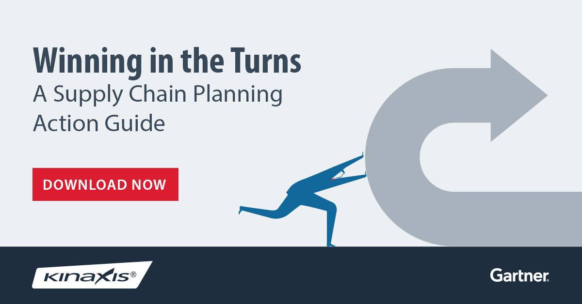 Download the full Gartner report: Winning in the Turns: A Supply Chain Planning Action Guide