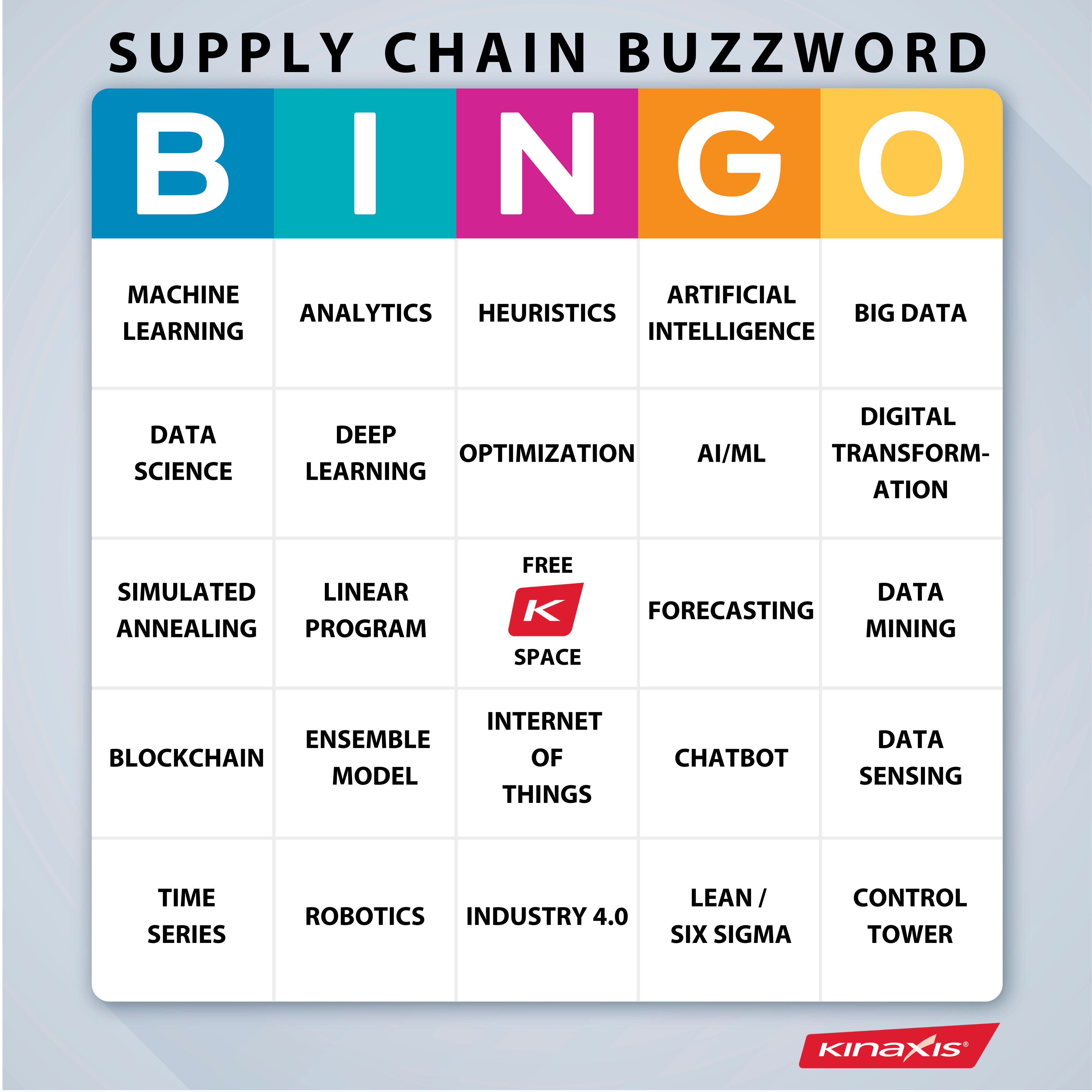 Winning at buzzword bingo (even when the board keeps changing)