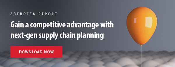 "Download the research paper ""Gain a Competitive Advntage with Next-Gen Supply Chain Planning."""